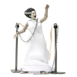 Jada Toys Universal Monsters Bride of Frankenstein 6 Inch Deluxe Collector Action Figure