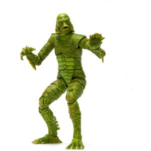 Jada Toys Universal Monsters Creature from the Black Lagoon 6 Inch Deluxe Collector Action Figure