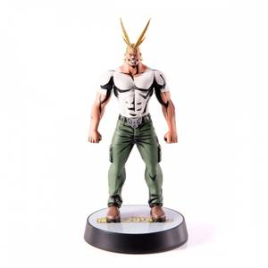 First 4 Figures My Hero Academia All Might Casual Wear 11 Inch PVC Statue