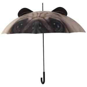 Pug Umbrella - Dog