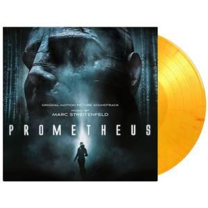 Music On Vinyl - Prometheus Original Soundtrack (2LP Flaming Coloured)