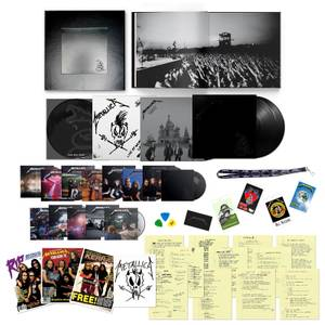 Metallica - The Black Album (Remastered) Deluxe Box Set