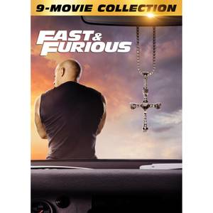 Fast & Furious 1-9 Film Collection