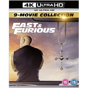 Fast & Furious 1-9 Film Collection - 4K Ultra HD