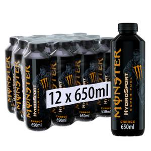 Monster HydroSport Charge 12 x 650ml