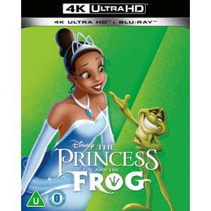 The Princess And The Frog - Zavvi Exclusive 4K Ultra HD Collection #8