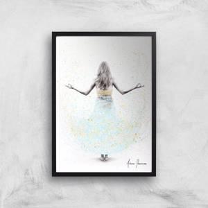 Morning Balance Giclee Art Print