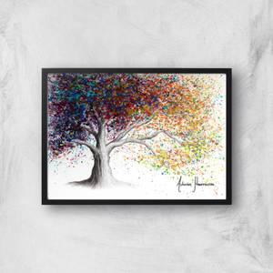 The Colour Of Dreams Giclee Art Print