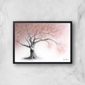 Forever Blossom Giclee Art Print