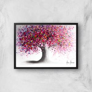The Night Blossom Giclee Art Print