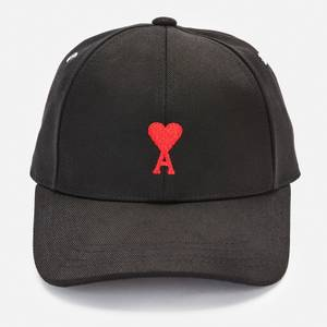 AMI Women's Cap Logo - Black
