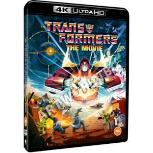 Les Transformers : Le Film - 4K Ultra HD + Blu-Ray - 35ème Anniversaire