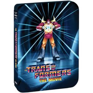 Les Transformers : Le Film - 4K Ultra HD + Steelbook Blu-Ray - Coffret Édition Limitée Collector 35ème Anniversaire