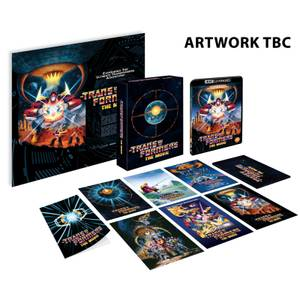 The Transformers: The Movie 35th Anniversary - Zavvi Exclusive 4K Ultra HD Limited Collectors Edition (Includes Blu-ray)