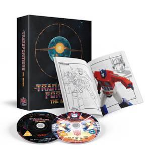 Les Transformers : Le Film - 4K Ultra HD - Coffret Édition Limitée Collector 35ème Anniversaire - (Blu-ray inclus)