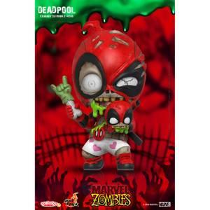 Hot Toys Cosbaby Marvel Comics [Size S] - Marvel Zombies: Deadpool