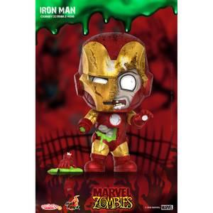 Hot Toys Cosbaby Marvel Comics [Size S] - Marvel Zombies: Iron Man