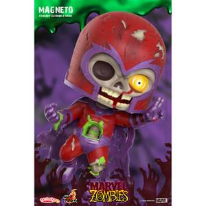 Hot Toys Cosbaby Marvel Comics [Size S] - Marvel Zombies: Magneto