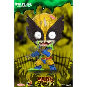 Hot Toys Cosbaby Marvel Comics [Size S] - Marvel Zombies: Wolverine