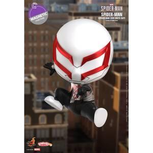 Hot Toys Cosbaby Marvel's Spider-Man [Size S] - Spider-Man (Spider-Man 2099 White Suit Version)
