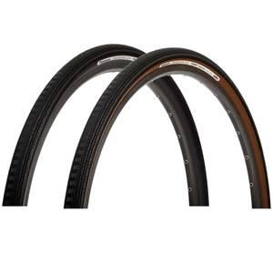 Panaracer Gravel King Semi Slick Plus TLC Folding Gravel Tyre