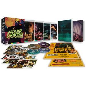Cold War Creatures: Four Films from Sam Katzman - Limited Edition