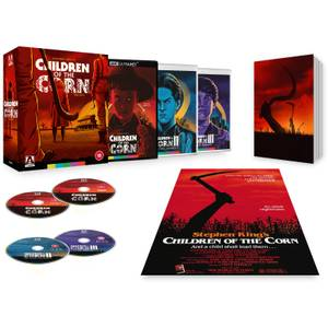 Children of the Corn Trilogy - Limited Edition 4K Ultra HD (Includes Blu-ray)