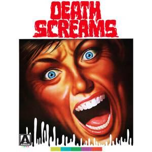 Death Screams - Limited Edition Exclusive O-Card