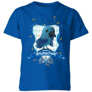Harry Potter Ravenclaw Kids' T-Shirt - Blue