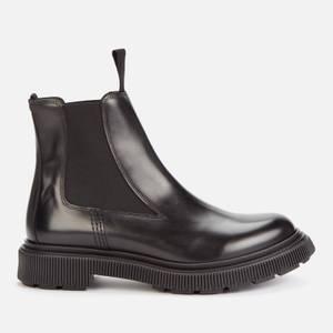 Adieu Men's X Type 146 Études Leather Chelsea Boots - Black