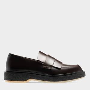Adieu Men's X Mfpen Type 169 Leather Loafers - Espresso