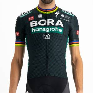 Sportful Bora Hansgrohe Tour De France FWC Bodyfit Team Jersey