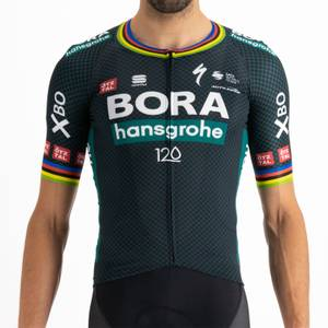 Sportful Bora Hansgrohe Tour De France FWC Bomber Jersey