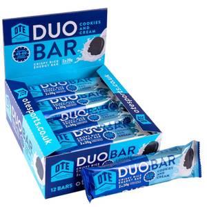 OTE Duo Energy Bar - Box of 12