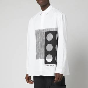 A-COLD-WALL* Men's Projection Shirt - White