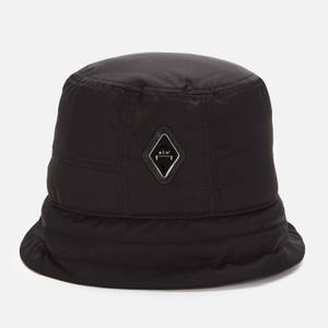 A-COLD-WALL* Men's Cell Bucket Hat - Black