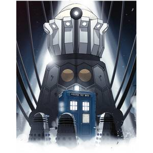 Doctor Who - Evil of the Daleks - Limited Edition Blu-ray Steelbook