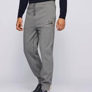 BOSS X Russell Athletic Men's Jafa Joggers - Medium Grey