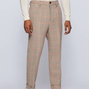 BOSS X Russell Athletic Men's Pedro Trousers - Medium Beige