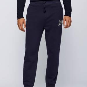 BOSS X Russell Athletic Men's Jafa Joggers - Navy