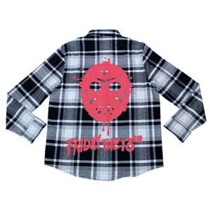 Cakeworthy Friday The 13th Flannel