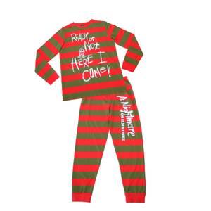 Cakeworthy Nightmare On Elm Street PJ Set