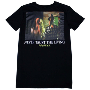 Cakeworthy Beetlejuice Never Trust The Living T-Shirt
