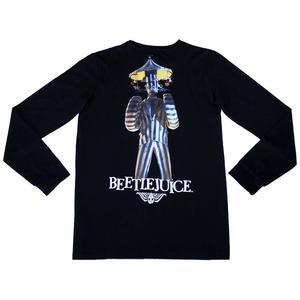 Cakeworthy Beetlejuice It's Showtime T-shirt LS