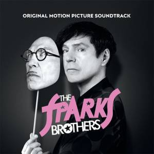 Waxwork - The Sparks Brothers (Original Motion Picture Soundtrack) 180g 4xLP (Pink and Black & White Marble)