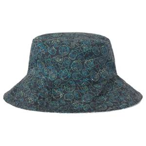 Rick and Morty Portal Heads Bucket Hat