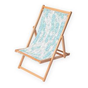 Rick and Morty Portal Heads Deck Chair