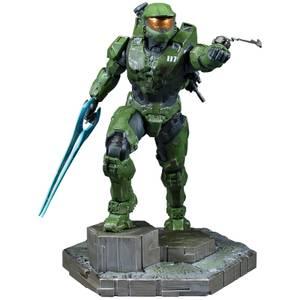 Dark Horse Halo Infinite Master Chief with Grappleshot - 10 Inch PVC Statue