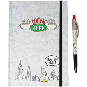 Friends Central Perk Notebook & Pen
