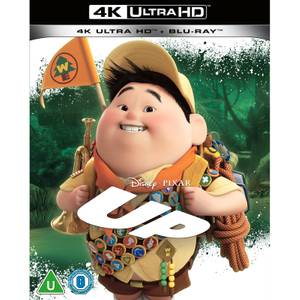 Up - Zavvi Exclusive 4K Ultra HD Collection #9